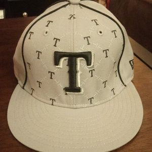 TEXAS RANGERS NEW ERA HAT